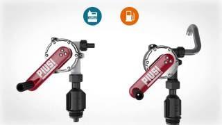 PIUSI HAND PUMP: la nouvelle pompe manuelle rotative