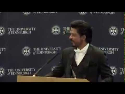 Bollywood Actor ShahRukh Khan - Life Lessons