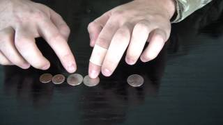 5 Move Coin Puzzles!