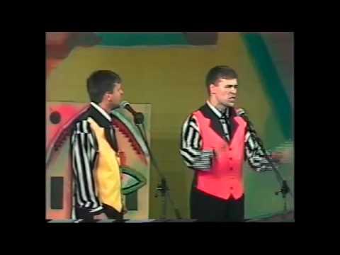 ДЛШ   Рекламный ролик пива Товарищ Бендер АО Винап КВН Сибирь, финал, 1998