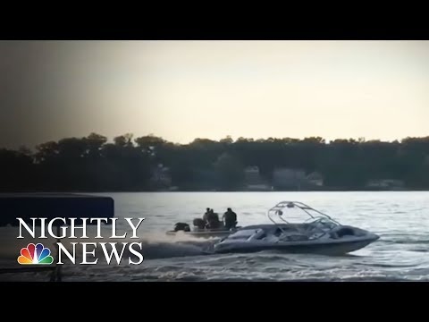 Indiana Boat Accident: 10 Thrown Overboard, Four Seriously Injured | NBC Nightly News