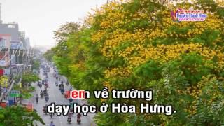 Karaoke vọng cổ BÔNG ĐIỆP SÀI GÒN - SONG CA