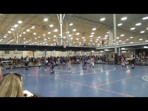 HUSAY-PEEWEE vs North York  (NABA 2016)