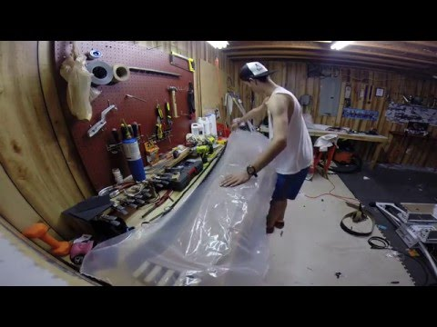 Building skis
