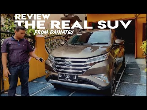 Review All New Daihatsu Terios Type R 1.5 M/T  2018