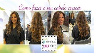 Como fazer o seu cabelo crescer