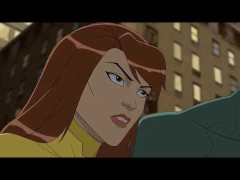 Avengers Assemble Season 1 Episode 11 Last Part 6 Hulked Out Heroes By ECTN
