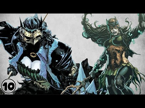 Top 10 Batman The Drowned Shocking Facts