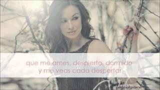 María José - El Amor Manda (con letra)