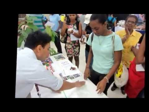 DNA extraction demo - World Cocoa and Chocolate Day 2016 (excerpt)