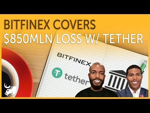 bitfinex-allegedly-covers-$850mln-loss-w/-tether-|-chase-bank-lose-lose