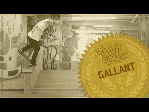 DA PLAYGROUND - HONOR ROLL - RYAN GALLANT