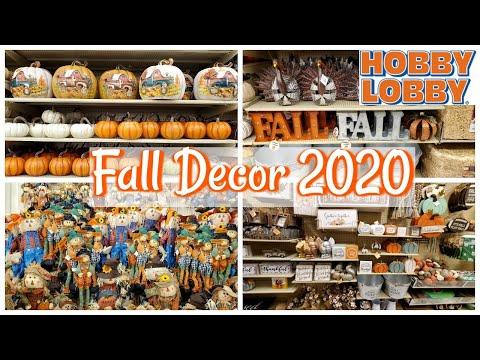 Hobby Lobby Halloween Decorations 2020 HOBBY LOBBY NEW FALL DECOR HOME DECOR * JUNE 2020 WALKTHROUGH