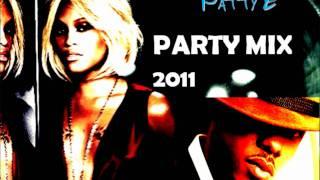 R&B, Hip-Hop & House Club/Party Mix 1 - 2011 (DJ Patty E)