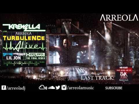 Steve Aoki & Laidback Luke Ft. Lil Jon vs Krewella - Turbulence vs Alive (Steve Aoki Edit)