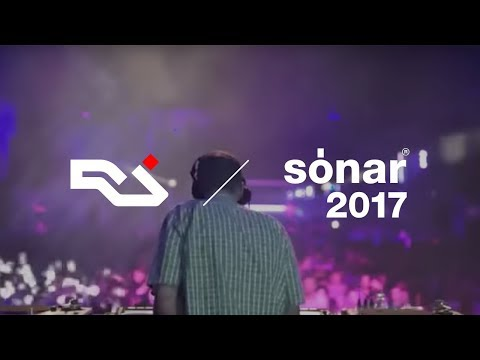 Intergalactic Gary - Live from RA's stage at Sónar, Barcelona | Resident Advisor