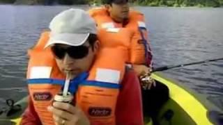 bote desarmable sevylor fish hunter hf 360 piso de madera fenolica de 18mm
