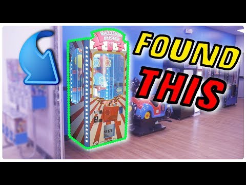 I FOUND THIS ARCADE GAME AT WALMART.... || Arcade Games