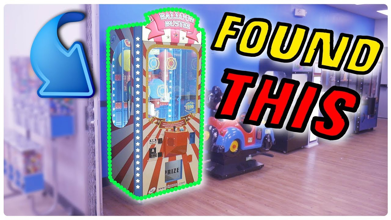 I FOUND THIS ARCADE GAME AT WALMART     || Arcade Games