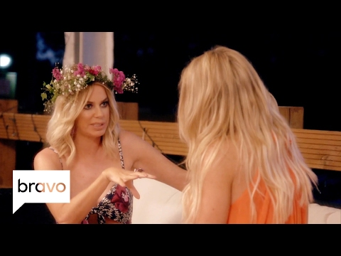Ladies of London: Caroline Slaps Adela in the Face with Reality (Season 3, Episode 10) | Bravo