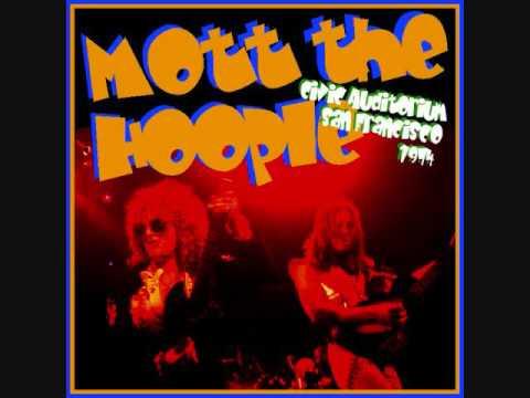 Mott The Hoople- Civic Auditorium, San Francisco, Ca 4/12/74