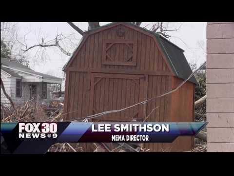 Phil Bryant - Hattisburg Tornado and FEMA