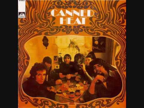 Canned Heat - Canned Heat - 04 - Going Down Slow