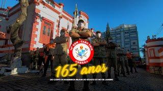 Institucional 18º GBM - 165 anos do CBMERJ