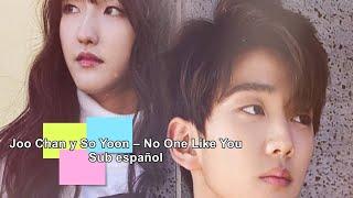 [Sub español/Eng sub] Joo Chan & So Yoon (W Project) – No one like you