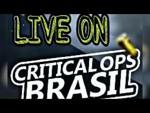 [LIVE]🔴CRITICAL OPS-NOVA ATUALIZAÇÃO-Salinha com inscritos