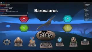 Should You Get The Barosuarus In Dinosuar Simulator Roblox