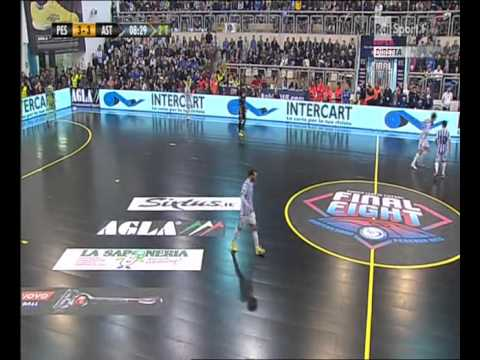 Calcio A 5 - Final Eight Coppa Italia 2015 - Finale - Pescara Vs Asti