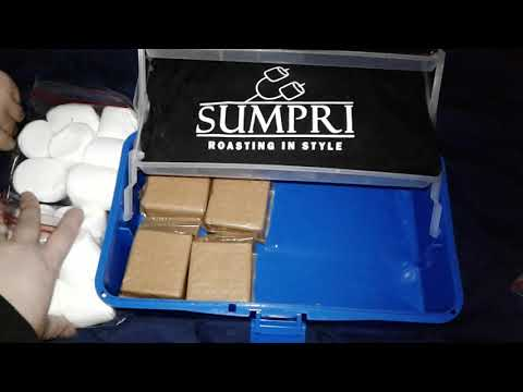 Download Sumpri S Mores Caddy And Roasting Skewers MP3, MKV, MP4