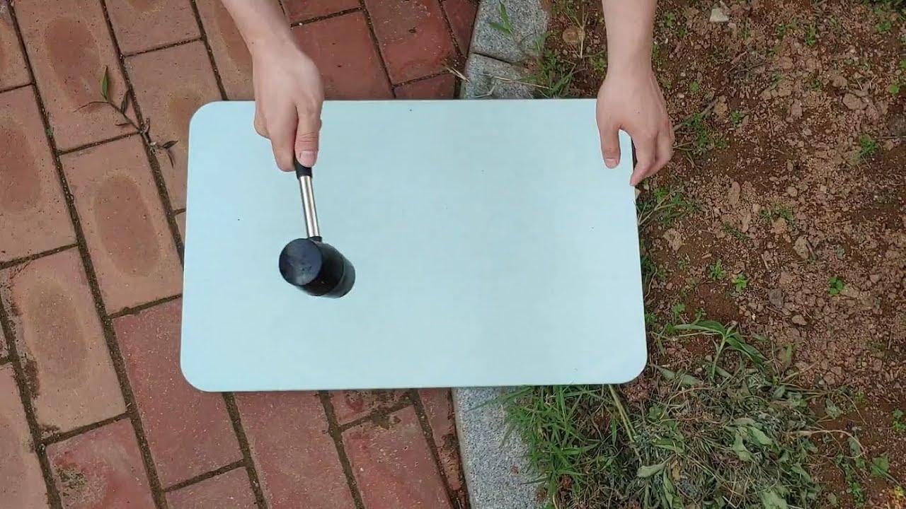 규조토 발매트 청소 버리기 버리는법 쓰레기 분리수거 How to dispose of a Diatomite Bathroom Mat