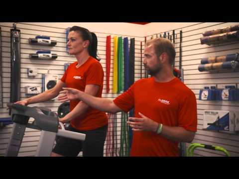 How To Use A Bowflex TreadClimber - Flaman Fitness Learn Series