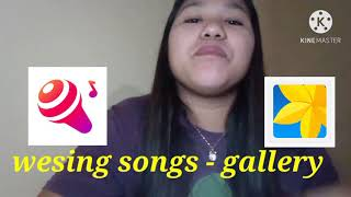 How to download we sing video to gallery ( tagalog tutorial) screenshot 5
