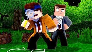 WAS IST HIER PASSIERT? | Minecraft Gefangen #28