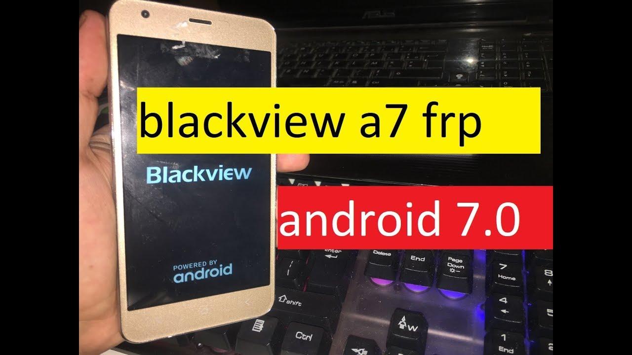 Blackview A7 Flash File