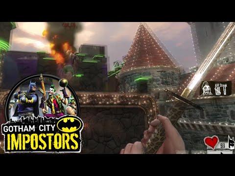 [PC] Gotham City Impostors - Gameplay n°1