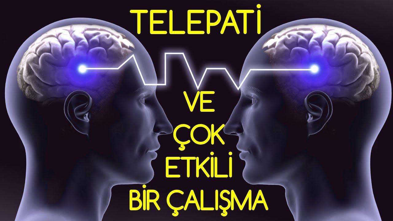 Nasıl telepati kurulur