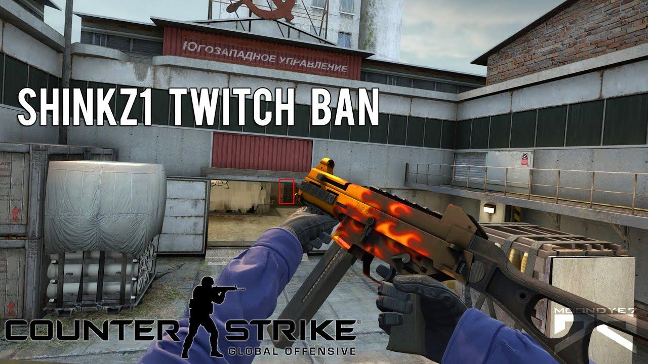 Twitch Counter Strike