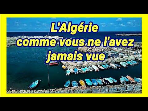 L'Algérie comme vous ne l'avez jamais vue HD