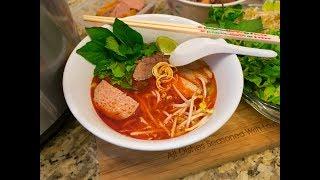 Instant Pot Bun Bo Hue