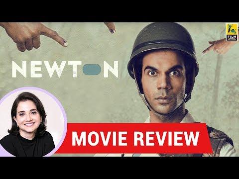 Anupama Chopra's Movie Review of Newton