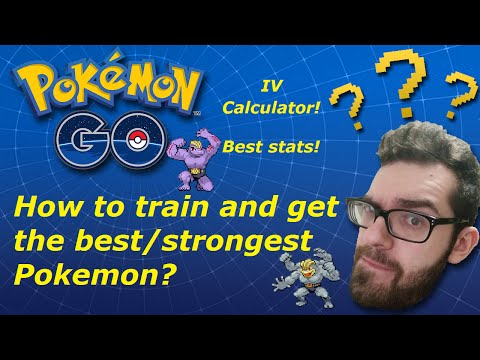 POKEMON GO How to get IV perfect strong pokemon using IV Calculator