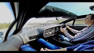 First drive - Jaguar Xj220