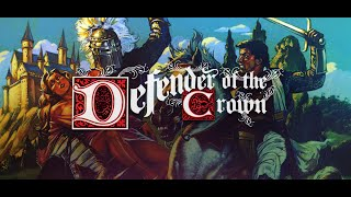 Defender of the Crown, played by Rurikhan on Twitch.tv/GOGcom pt.1
