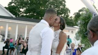 Ashley & Jermaine's Wedding Video by Joey Medina