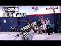 Julian Newman GOES CRAZY FROM 3 POINT LAND In 2 OT Game!!