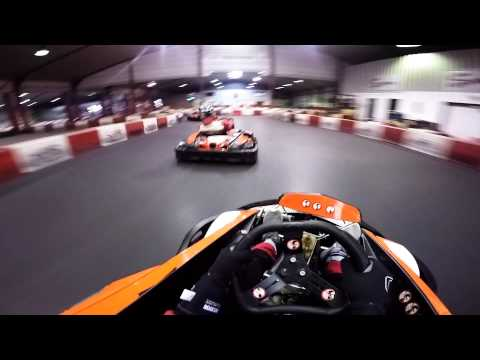 Brussels South Karting - Race (GoPro Hero 4Silver POV)